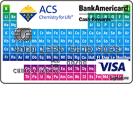 ACS BankAmericard Cash Rewards Visa Signature Credit Card