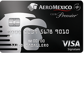 AeroMexico Visa Signature Credit Card