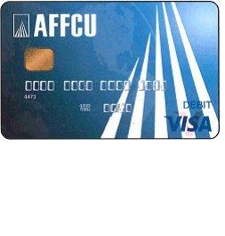 Air Force Federal Credit Union Visa Platinum/Platinum Secured Credit Card