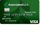 Associated Bank Visa Business Cash Card