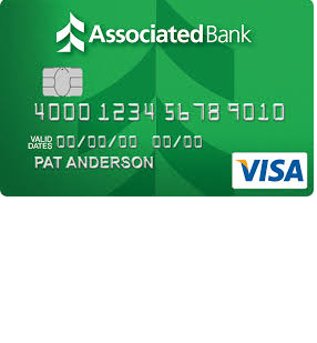 Associated Bank Secured Visa Credit Card