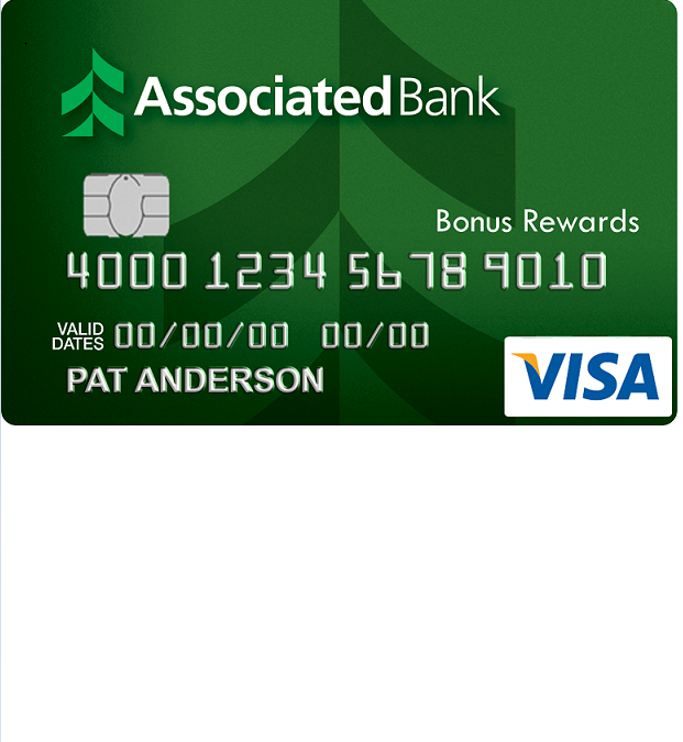 Associated Bank Visa Business Bonus Rewards/Rewards PLUS Credit Card