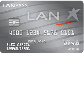 LANPASS Visa Signature Credit Card