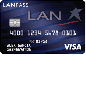 LANPASS Visa Credit Card