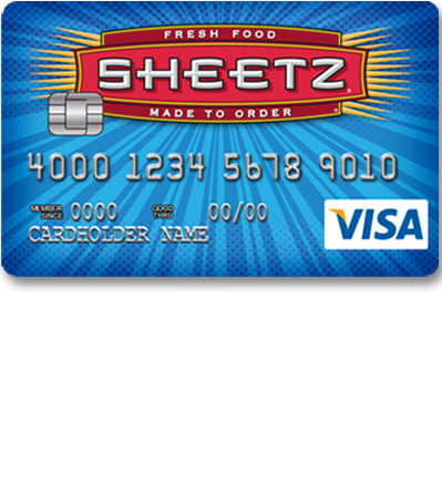 Sheetz Visa Credit Card