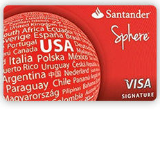 Santander Bank Sphere Credit Card