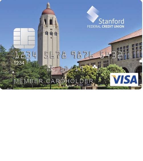 Stanford Federal Credit Union Student Visa Credit Card