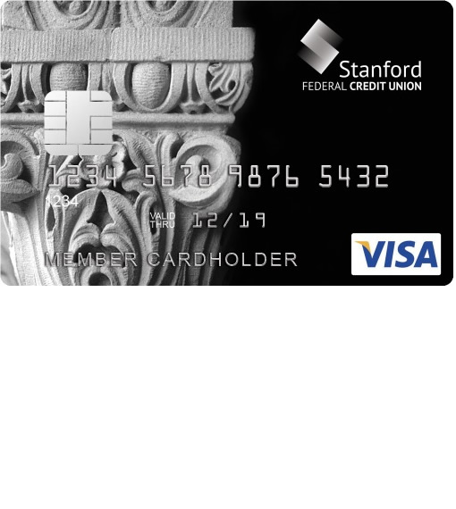 Stanford Federal Credit Union Platinum Select Rewards Credit Card