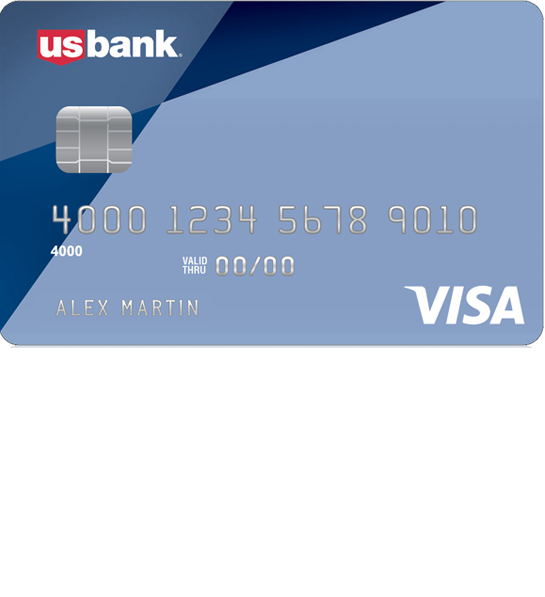 U.S. Bank Secured Visa Card