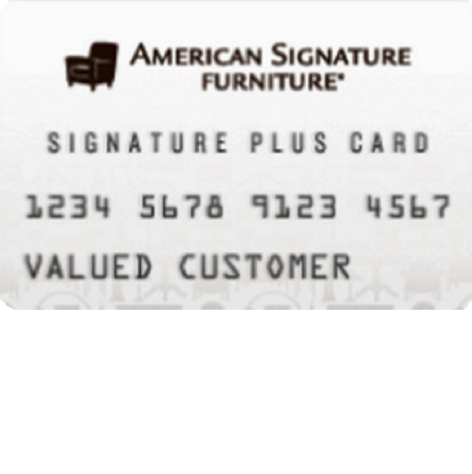 American Signature Furniture Credit Card Login | Make a Payment