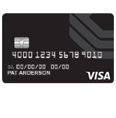 Bank of Albuquerque Visa Platinum Credit Card