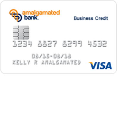 Amalgamated Bank Visa Business Bonus Rewards/Rewards Plus Card
