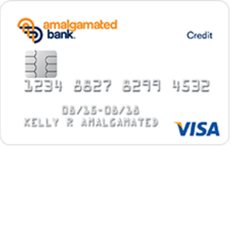 Amalgamated Bank College Rewards Visa Card Login | Make a Payment