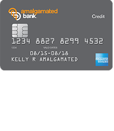 Amalgamated Bank Travel Rewards American Express Credit Card Login | Make a Payment