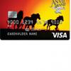 Anvil Brand Visa Credit Card