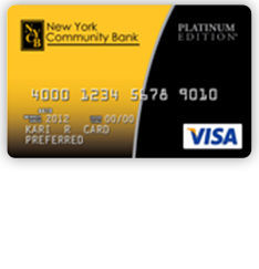 New York Community Bank Secured Card