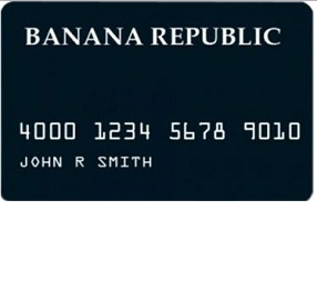 Banana Republic Credit Card