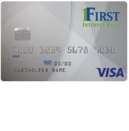 First Internet Bank Connect Credit Card