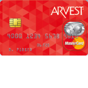 Arvest Classic Mastercard Credit Card