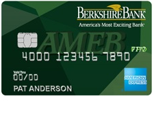 How to Apply for the Berkshire Bank American Express Cash Rewards Credit Card