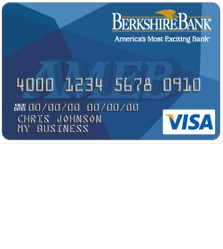 Berkshire Bank Visa Platinum Credit Card