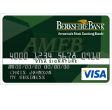 Berkshire Bank Visa Bonus Rewards/Bonus Rewards PLUS Card