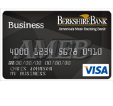 Berkshire Bank Visa Business Cash Card
