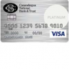 Canandaigua National Bank and Trust Platinum Edition Card
