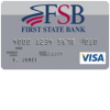 First State Bank College Rewards Visa Card