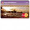 First Hawaiian Bank Heritage Card