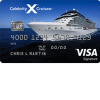 Celebrity Cruises Visa Signature Credit Card