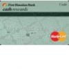 First Hawaiian Bank Cash Rewards MasterCard