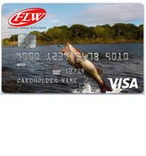 Fishing League Worldwide Rewards Credit Card
