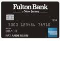 Fulton Bank of New Jersey Travel Rewards American Express Card