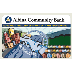 Albina Community Bank Credit Card