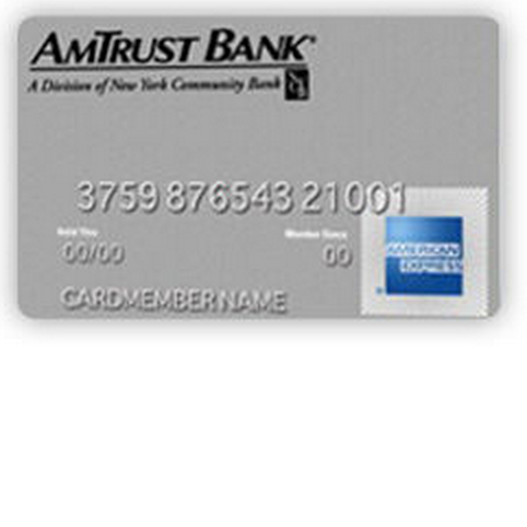 AmTrust Bank Cash Back Credit Card