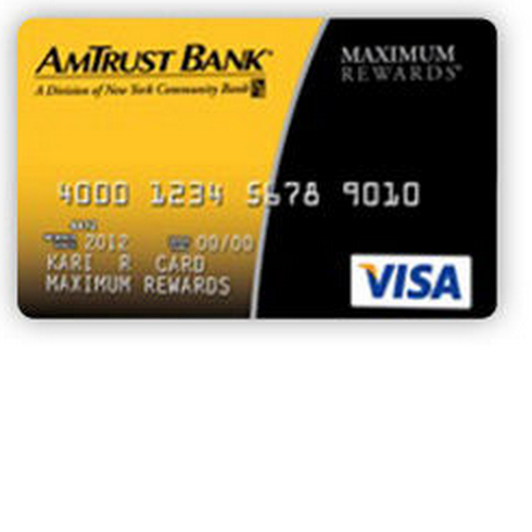 AmTrust Bank Complete Rewards Visa Credit Card