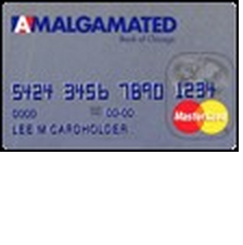 Amalgamated Bank of Chicago Standard MasterCard
