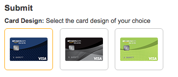 Amazon Credit Card - Apply 6