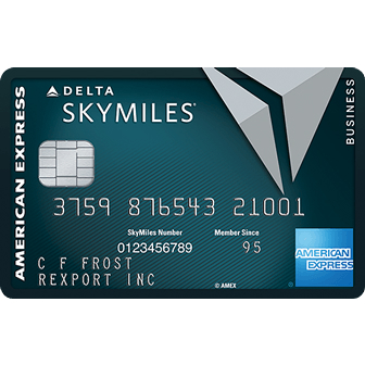 American Express Delta Reserve for Business Credit Card