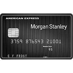 American Express Morgan Stanley Credit Card