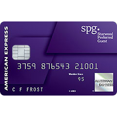 American Express Starwood Preferred Guest Business Credit Card