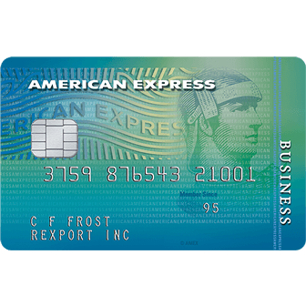 American Express TrueEarnings Business Credit Card