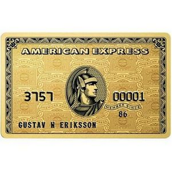 Amex Gold Credit Card