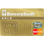 Bancorpsouth Gold MasterCard Credit Card