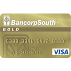 Bancorpsouth Gold Visa Credit Card