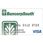 Bancorpsouth Standard Visa Credit Card