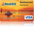 BoatUS BankAmericard Cash Rewards Visa Credit Card