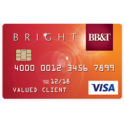 BB&T Bright Card Credit Card