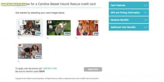 Carolina Basset Hound Rescue - Apply 1